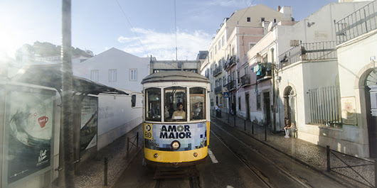 Lisbon City Guide: Transportation Inside Lisbon