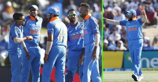 India vs New Zealand: 'Men in Blue's triumph leaves New Zealanders behind in the series with 3-0