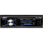 Boss Audio - In-Dash CD/DM Receiver - Built-In Bluetooth - Black 508uab