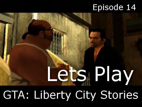 Lets Play: GTA Liberty City Stories Episode 14