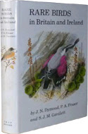 Rare Birds in Britain and Ireland by J. N. Dymond et al (1989)