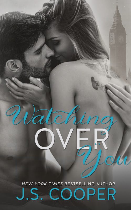 Cover Reveal: Watching Over You by J. S. Cooper