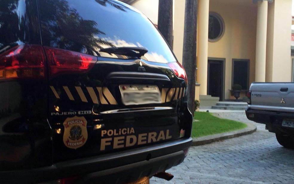 Operação da Polícia Federal combate desvio de verbas na saúde (Foto: Divulgação/PF)