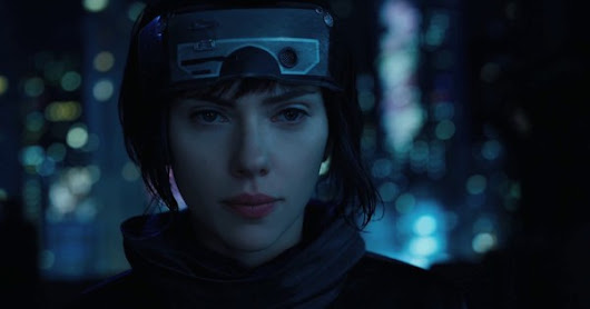 Live-Action Ghost in the Shell Film's Longer Japanese Trailer Streamed