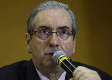 Detenido en Brasil Eduardo Cunha, impulsor del 'impeachment' a Dilma Rousseff