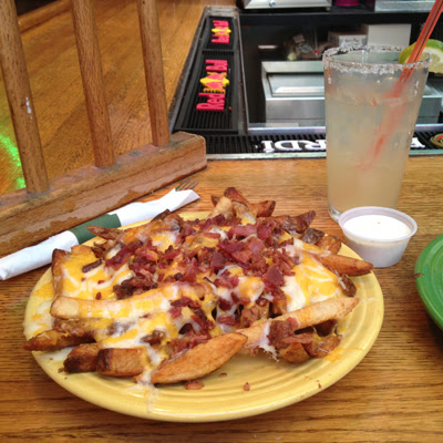 eskimo joes cheese fries