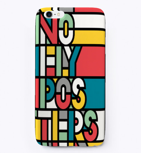 NO HY POS THPS iPhone Case