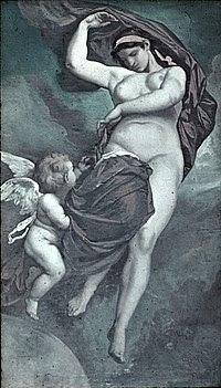 Gaia de Anselm Feuerbach   (1875)