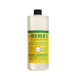 Mrs. Meyers 1584960 32 oz Multi Surface Concentrate Honeysuckle