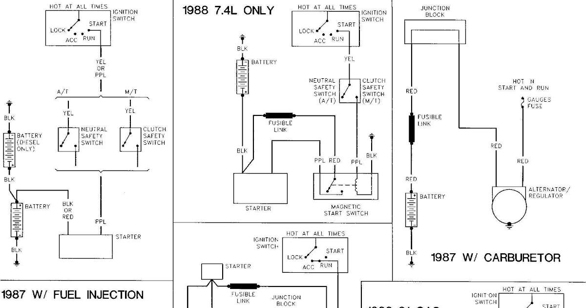 1990 Monaco Wiring Diagram
