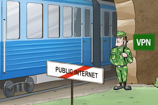 What is a VPN? - Find out how to keep your data safe when on the road
