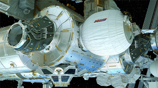 Expandable Habitat Demonstration Will Test Technologies