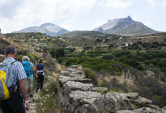 Hiking on Naxos: Seven Villages Trail - Travel Greece Travel Europe