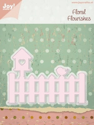Joy!Crafts - Noor! Design - Floral Flourishes Hek
