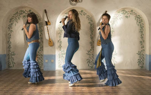 Bask in the effervescent insanity of 'Mamma Mia 2'