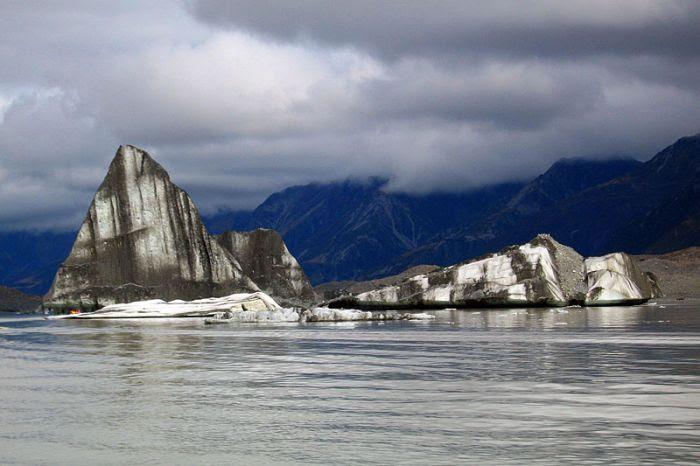 Icebergs asombrosos (37 fotos)
