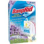 Damp Rid Fg83lv Hanging Closet Freshener, 14 Oz, 3-pack
