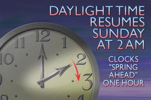 BLCF: daylight-savings