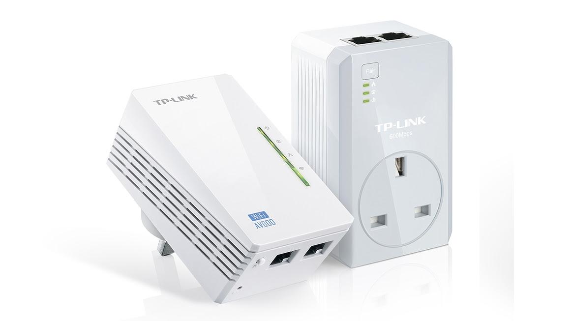 TP-LINK AV600 Powerline Adapter Kit