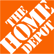Logo for The Home Depot. Category:Brands of th...