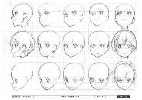 hill climb girl japan animators exhibition drawings