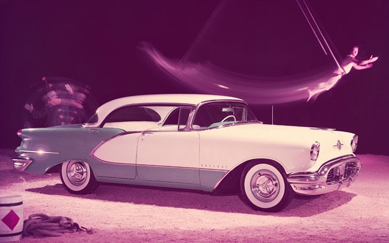 Vintage Car Wash Dallas: Classic Cars: Old Car 3d Template For Kids