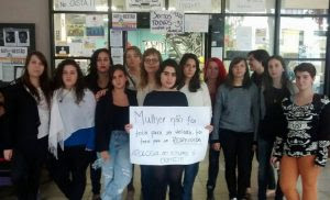 'Leis e mulheres foram feitas para serem violadas': declaração de professor causa polêmica