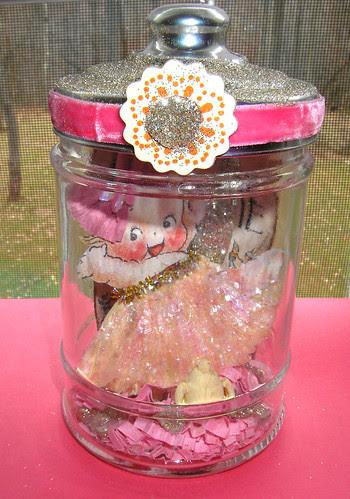 The Sweet Kewpie Pixie!