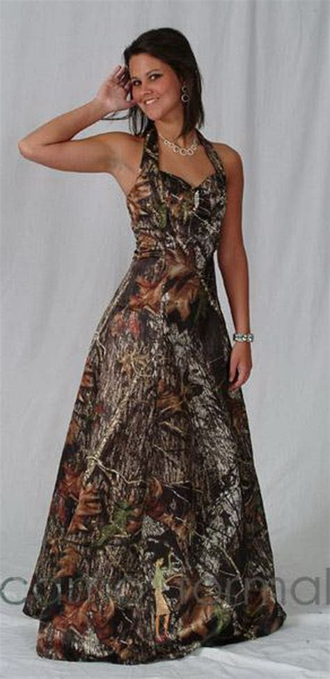 Cheap camo prom dresses
