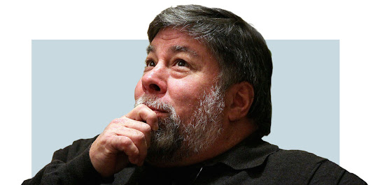 Steve Wozniak on Steve Jobs and Dealing With Lost Privacy
