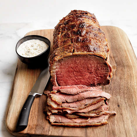 Stupid-Simple Roast Beef