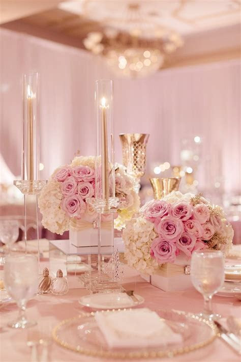 25  Best Ideas about Pink And Gold Wedding on Pinterest