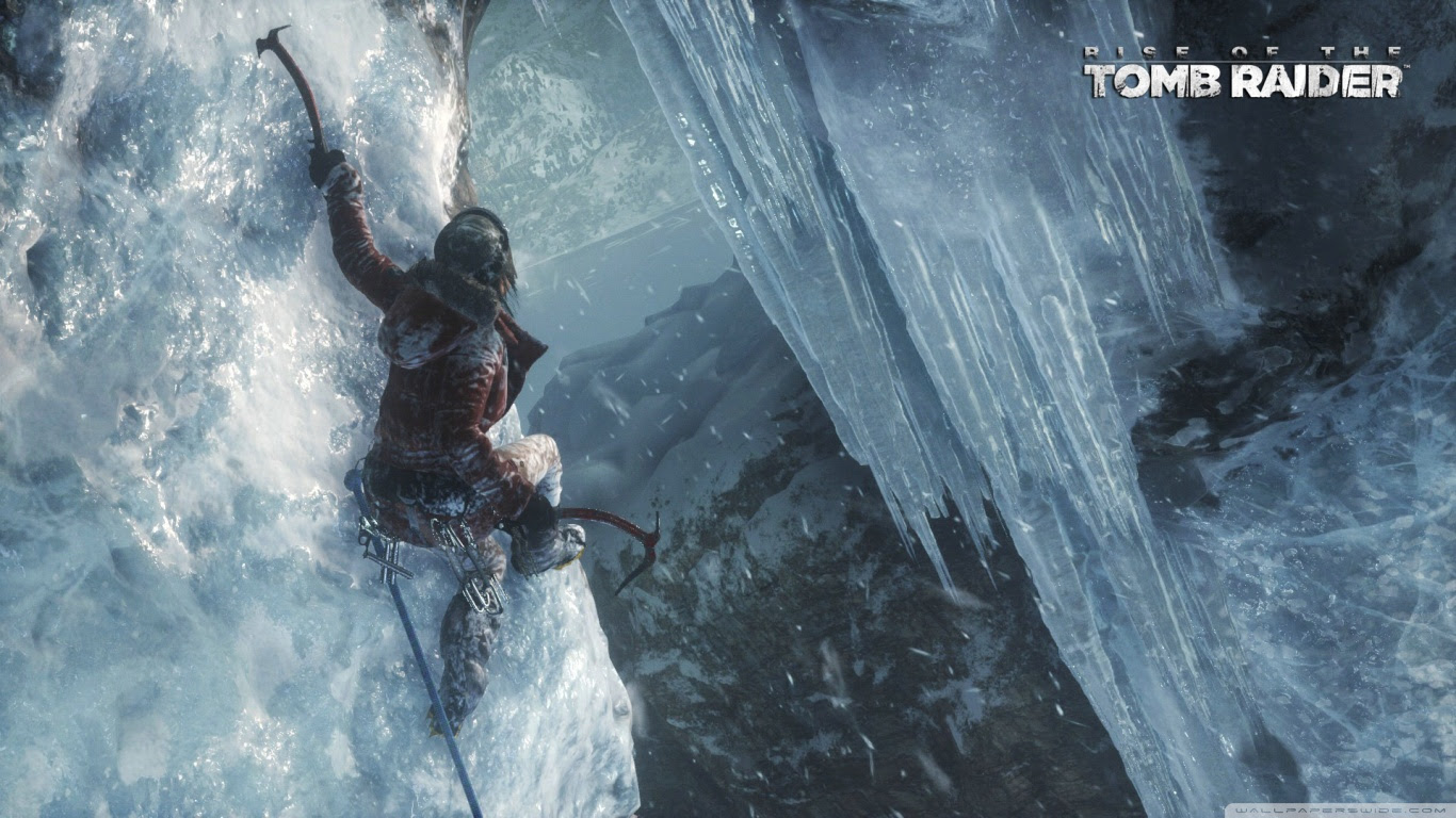 Rise Of The Tomb Raider Ultra Hd Desktop Background Wallpaper For