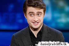 Daniel Radcliffe on George Stroumboulopoulos Tonight
