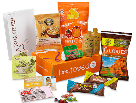 Enter to Win A Free March 2015 Bestowed Box - Feeling Fit, Bit By Bit