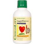 ChildLife Essentials Liquid Calcium with Magnesium, Orange - 16 fl oz bottle