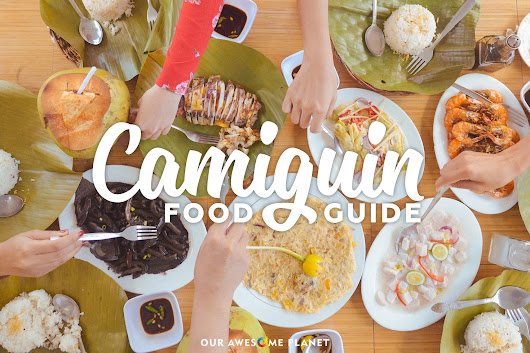 Must-try Camiguin Food (and Where to Find Them!) • Our Awesome Planet
