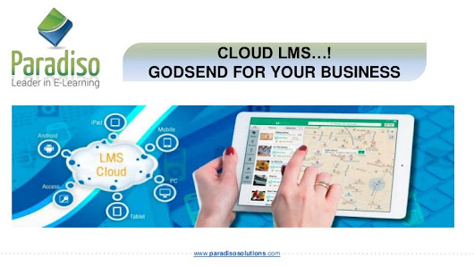 Cloud-based LMS by Paradiso