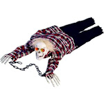 Coming for You Skeleton Party Decoration
