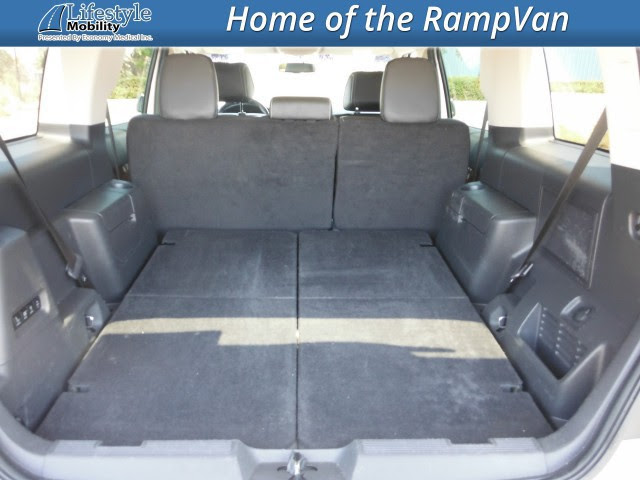 2012 Ford Flex Wheelchair Van For Sale Pacheco Ca
