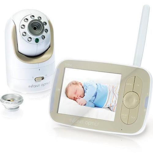 Infant Optics (DXR-8) Video Baby Monitor