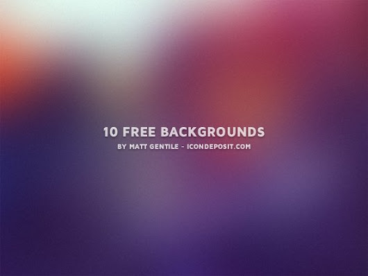 10 Free Backgrounds - 365psd
