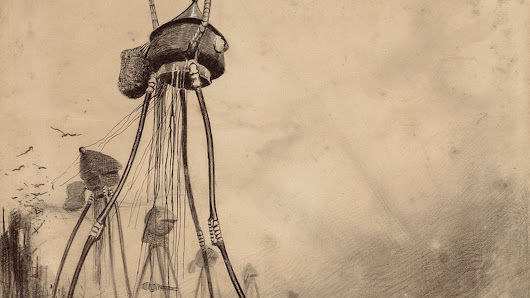 BBC is making a Victorian-era War of the Worlds TV series