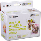 Fujifilm Instax Mini Instant Film Exposures, White - 60 count