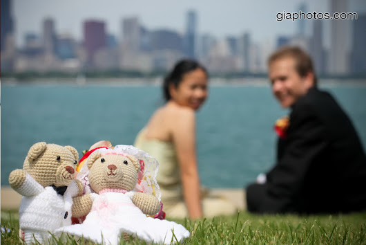 Top 10 Outdoor Wedding Photo Locations in Chicago