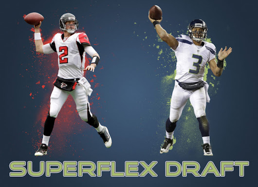 Superflex Start-up Draft Review & Other Related Musings - Dynasty Football Factory
