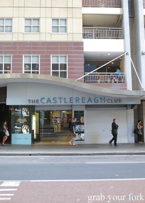 The Castlereagh Club Sydney