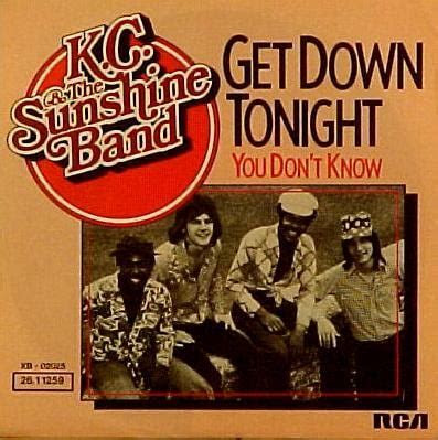 """Get Down Tonight"" by KC & The Sunshine Band   Oldies"
