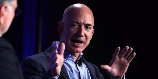 Amazon is invading Apple and Google's home turf in the war over the future of computing