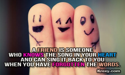 Friendship Quotes True Friends Never Forget Krexy Living